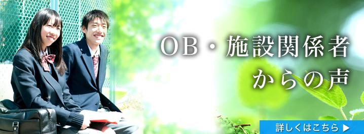 OBからの声